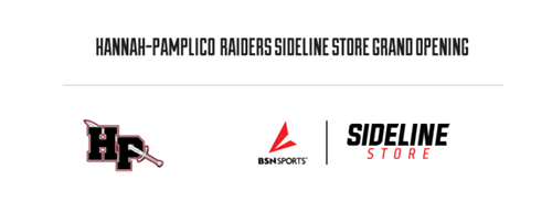 Radiers Sideline Store Now Open